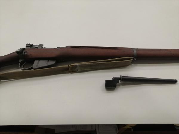 Enfield n° 4 MK 1 Long Branch con baionetta del 1943