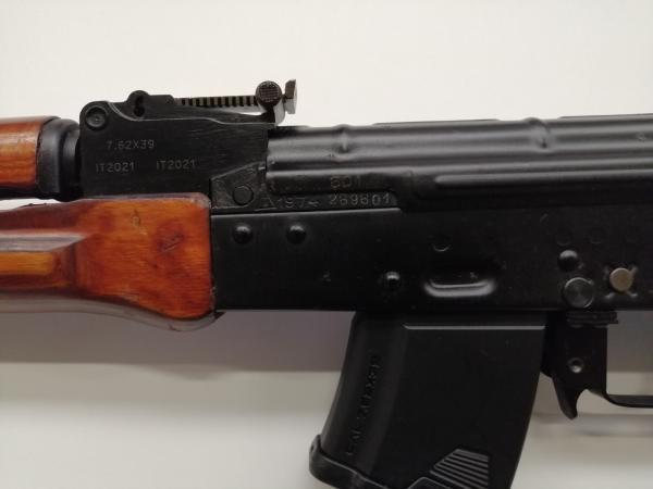 AK 47 Arsenali Militari di Tula del 1974