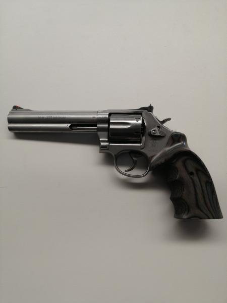 Revolver Smith & Wesson usato